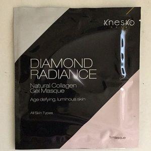 KNESKO DIAMOND RADIANCE natural collagen gel mask
